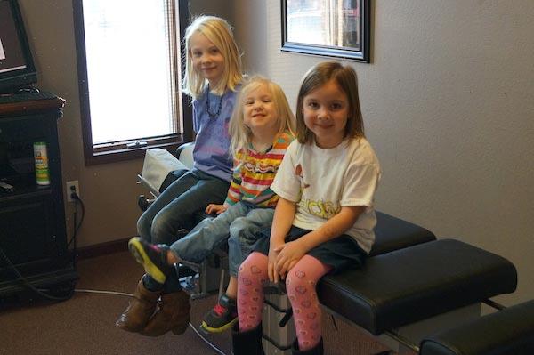Chiropractic Glen Carbon IL Happy Children